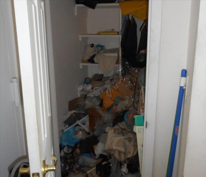 Brooklyn Hoarder Clean Up Before