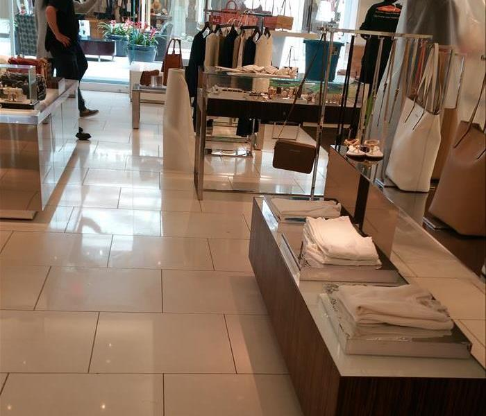 Commercial Retail Store floods in Westchester County