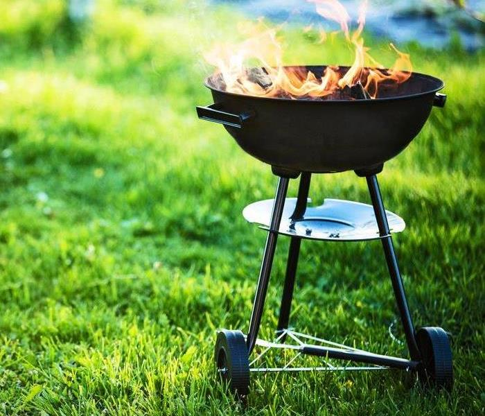 Fire Damage 3 Quick Tips for Cleaning a Barbeque Grill